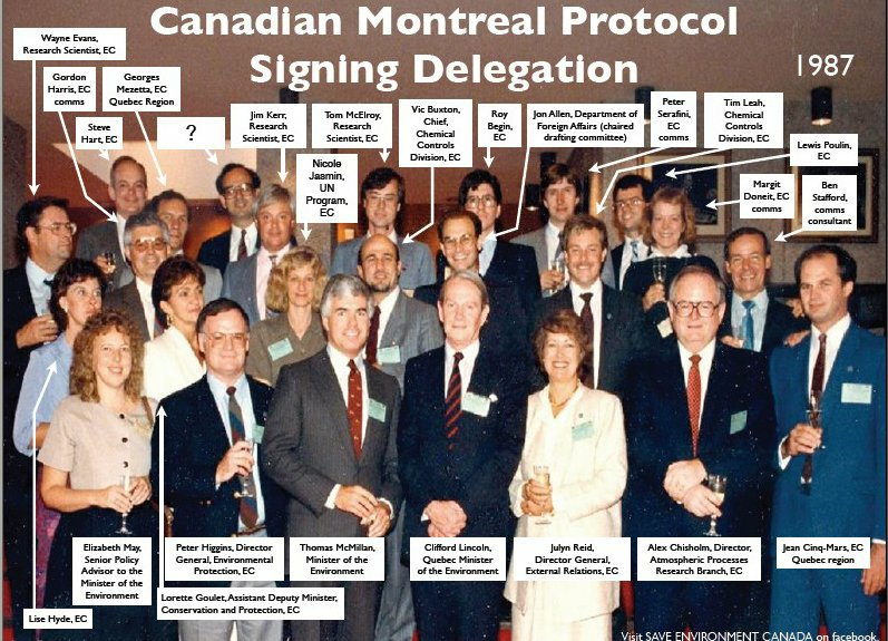 Signing of Montreal Protocol - 1987.html